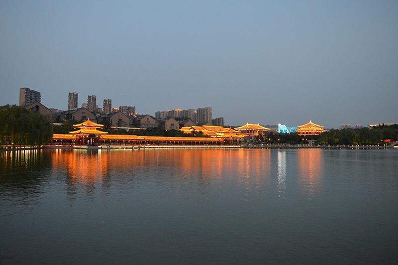 大唐芙蓉园夜景